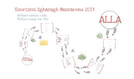 Ezercizzi 2013 - Songs