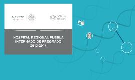 HOSPITAL REGIONAL ISSSTE PUEBLA