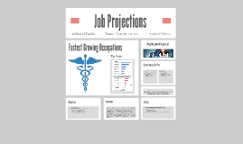 Job Projection