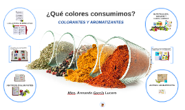 ¿Qué colores consumimos?