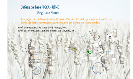 Defesa Doutorado PPGCA - Diego Luiz