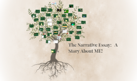 The Narrative Essay:   A Sto