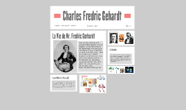 Charles Fredric Gehardt