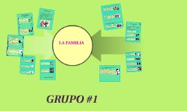 Conceptos básicos sobre LA FAMILIA