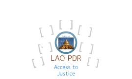 LAO PDR