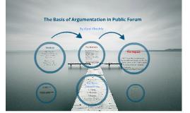 PF Debate: Basis of Arguing
