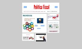 Política Fiscal -Economía