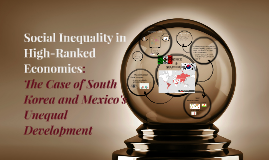 Social Inequality in High-Ranked Economies: the Case of Sout