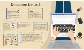 Descubre Linux 1
