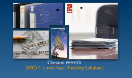RFID File Tracking Solution