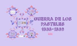 Copy of GUERRA DE LOS PASTELES