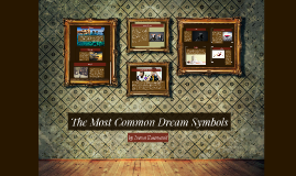 The Most Common Dream Symbols