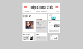 Insigne Journalistiek