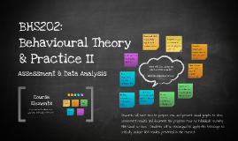 BHS202: Behavioural Theory & Practice II