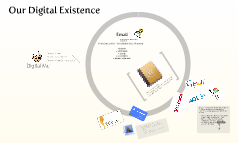 Our Digital Existence