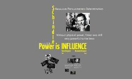 Power in Schindler's List