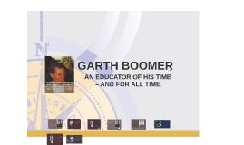 Garth Boomer 2015