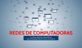 REDES DE COMPUTADORAS Unidad 2