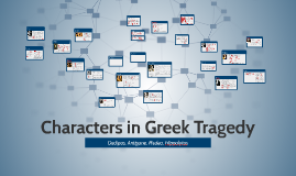 Characters in Greek Tragedy