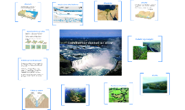 Landformer dannet av elver