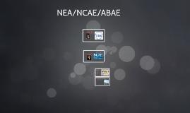 NEA/NCAE/ABAE