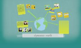 Copy of Copy of dynamic earth