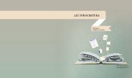 Copy of LECTOESCRITURA DESDE UN ENFOQUE CONSTRUCTIVISTA
