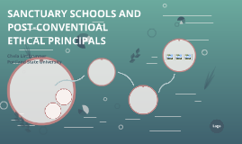 SANCTUARY SCHOOLS AND POST-CONVENTIONAL ETHICAL PRINCIPALS