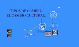 TIPOS DE CAMBIO.