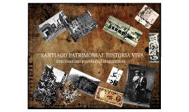 Presentación Santiago Patrimonial