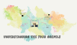 Understanding the four gospels