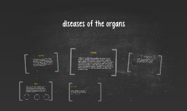 diseases of the organs