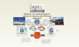 Effective, non-medical treatment options for veterans with P