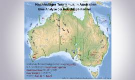 Nachhaltiger Tourismus in Australien