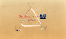 Chapter 9 - The Executive Branch and the Federal Bureaucracy