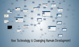 How Technology is Changing Human Development