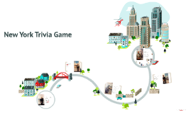 New York Trivia Game
