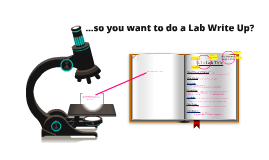 ...so you want to do a Lab Write Up?