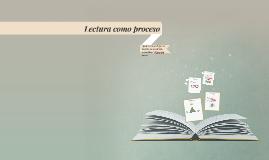 Lectura como proceso