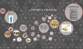 Alimentos e Nutrição