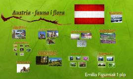 Austria - fauna i flora