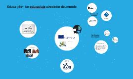 Educa 360º. Un educaviaje alrededor del mundo