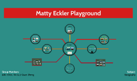 Matty Eckler Playground