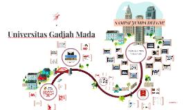 Copy of Universitas Gadjah Mada