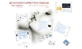 Educación afectivo sexual (Diego Cazzola Boix) sin videos