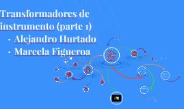 Copy of Copy of TRANSFORMADORES DE INSTRUMENTO