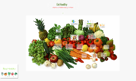 Eat Healthy: Help Yourself While Helping the Planet