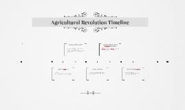 Copy of Agricultural Revolution Timeline