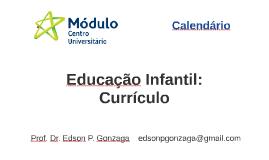 Currículo (terça-feira)