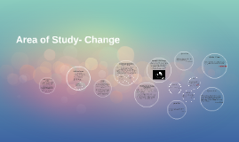 Copy of Area of Study- Change